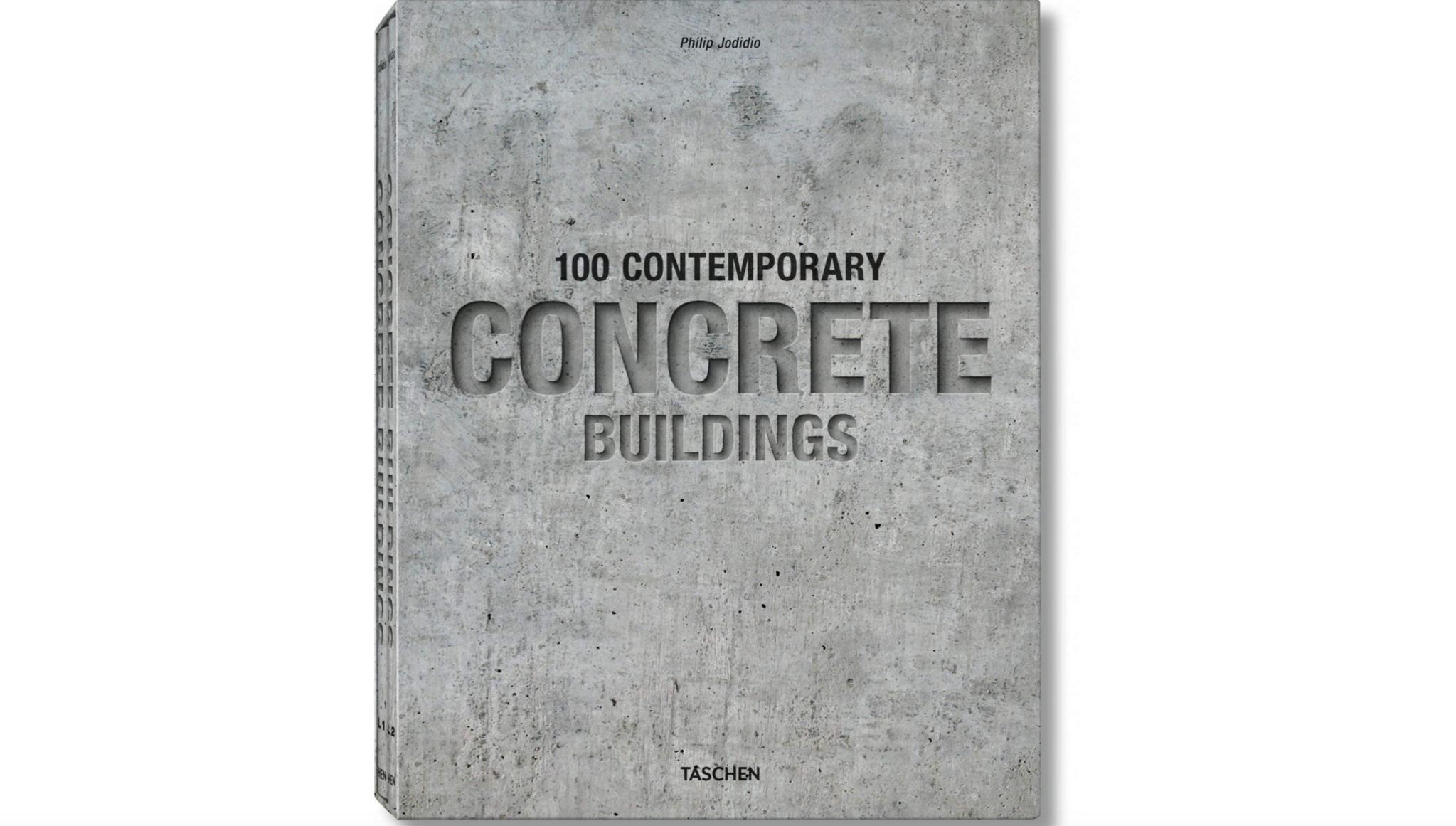 Taschen 100 Cont. Concrete Buildings