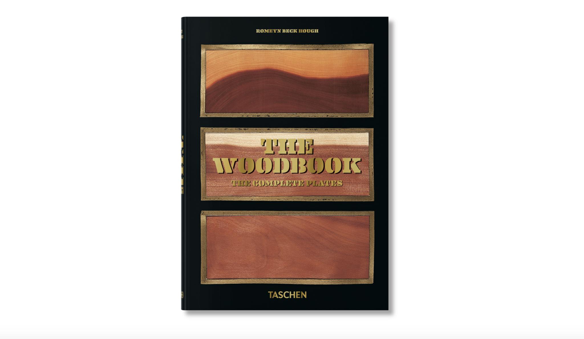 Taschen - Woodbook