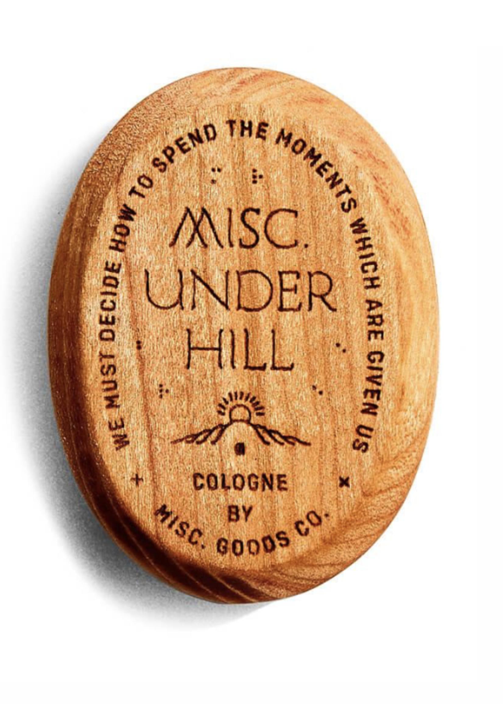 Misc. Goods Misc. Goods - Cologne Underhill