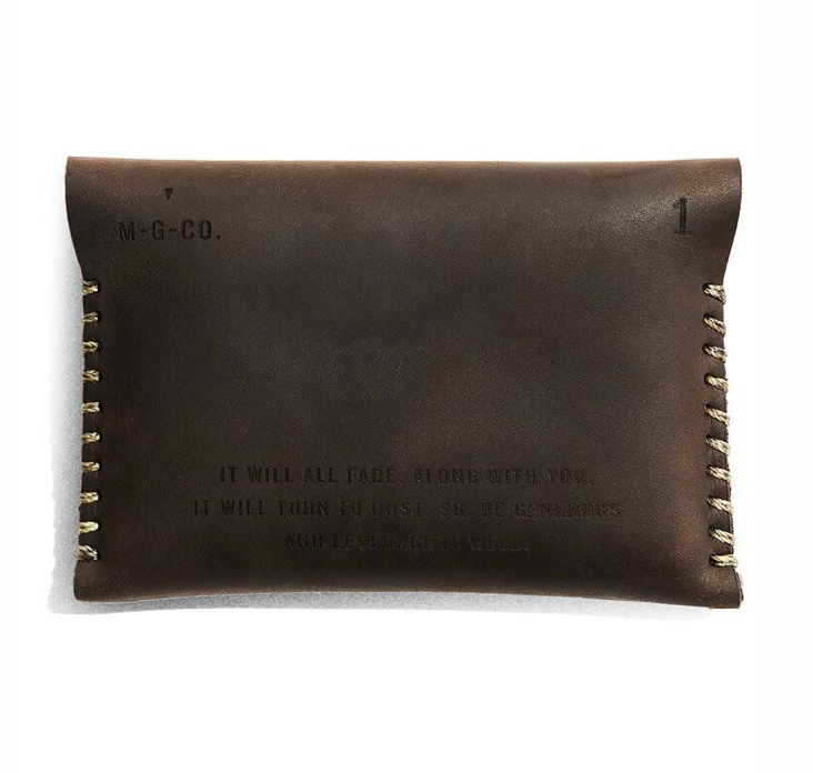 Misc. Goods - Leather Wallet