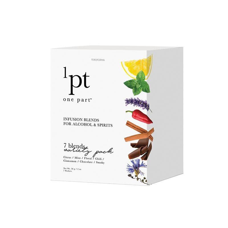 Teroforma 1PT Variety Cocktail
