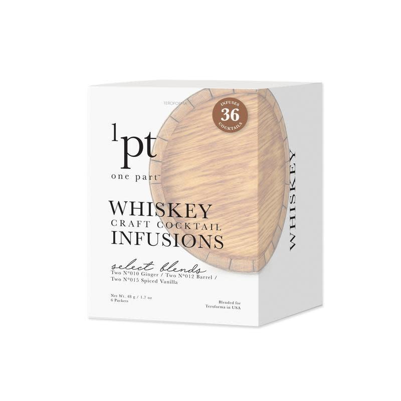 Teroforma 1PT Whiskey Craft Cocktail