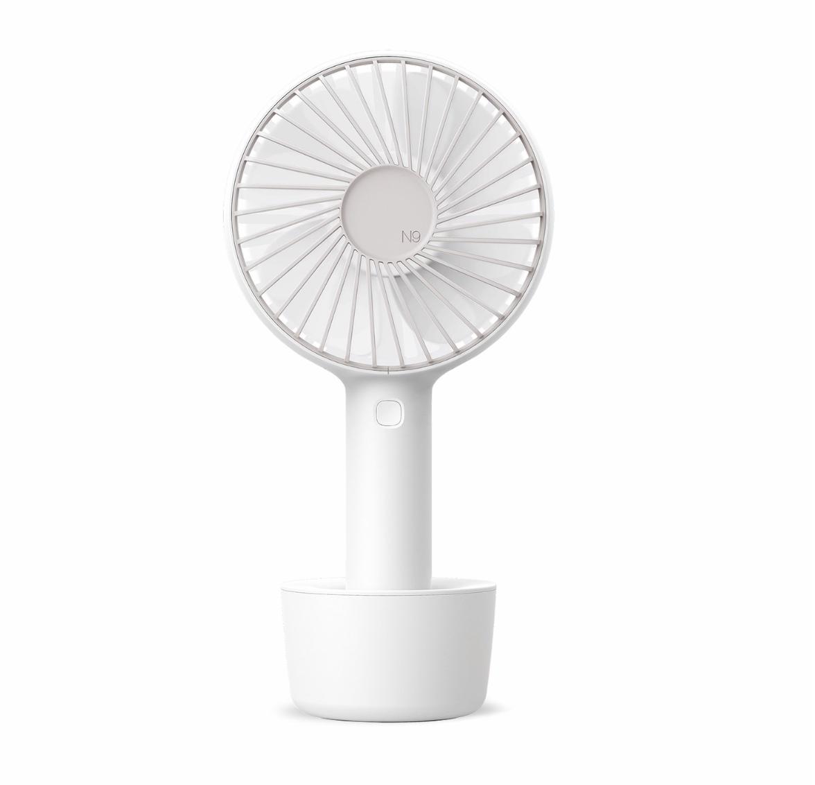 Lumena Rechargeable Hand Fan