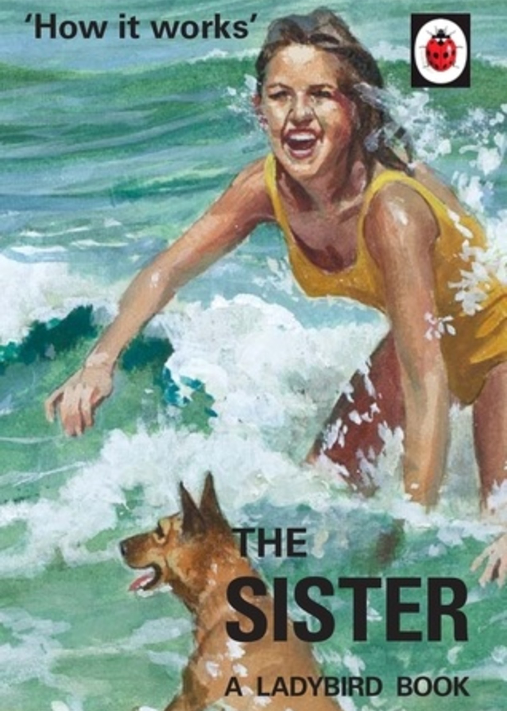 Penguin Random House How It Works: The Sister