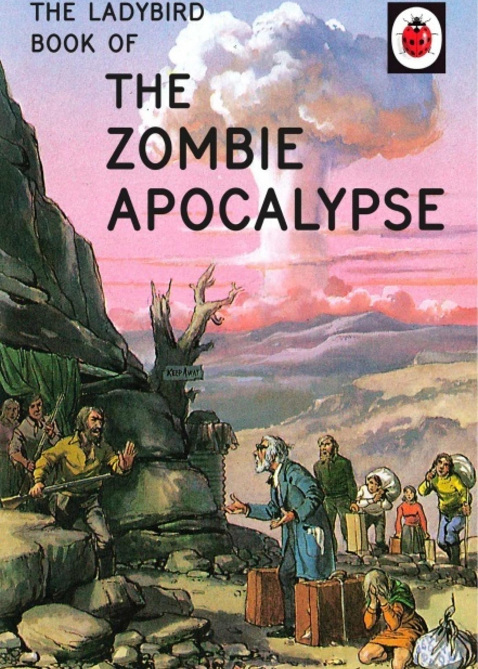 Penguin Random House The Ladybird Book of the Zombie Apocalypse
