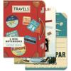 Cavallini Mini Notebooks