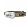 CLAYMOR3 Rechargeable Headlamp Heady+