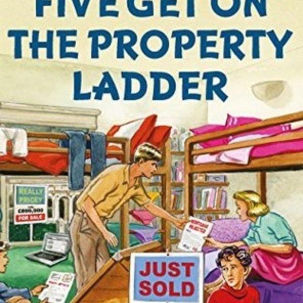 Hachette Blyton: 5 Go Property Ladder