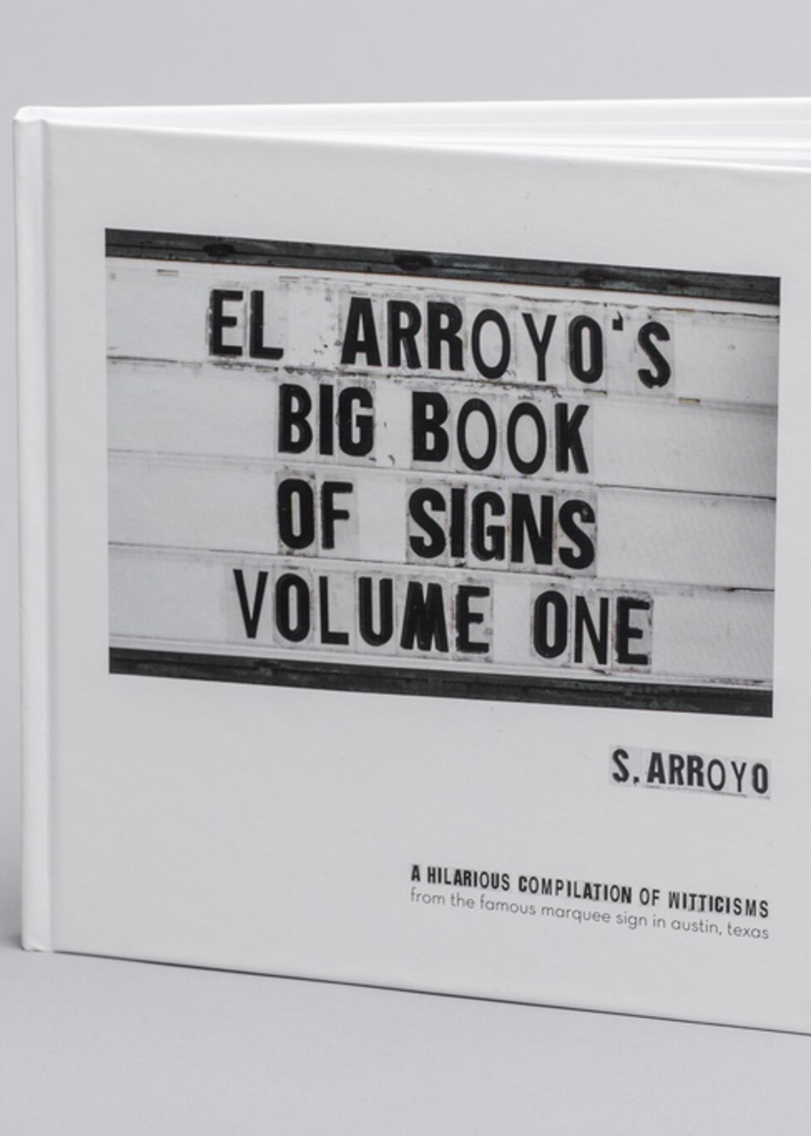 Cozumel El Arroyo's Big Book Vol 1