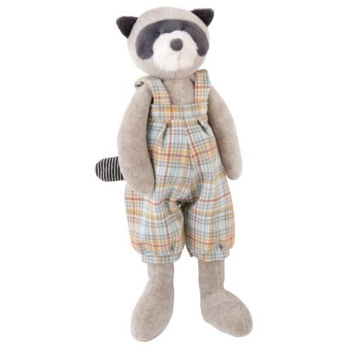 Moulin Roty Simon Raccoon Soft Toy