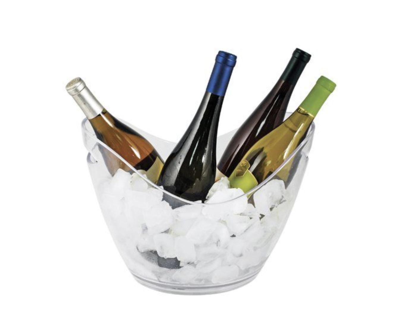 True Chill: Modern Ice Bucket