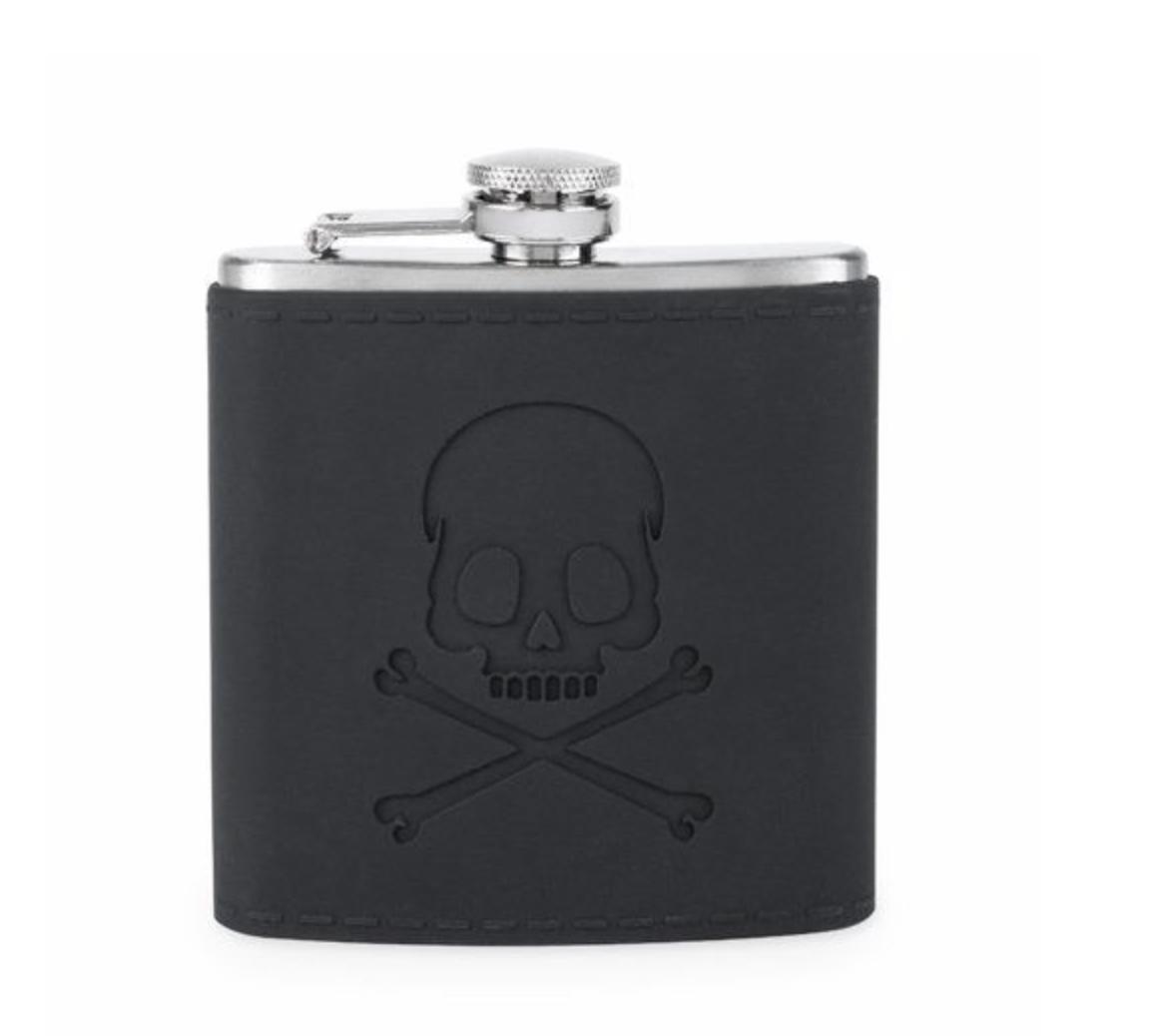 True Skull Flask