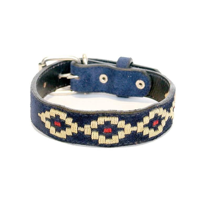 Georgie Paws Polo Collar - Blue