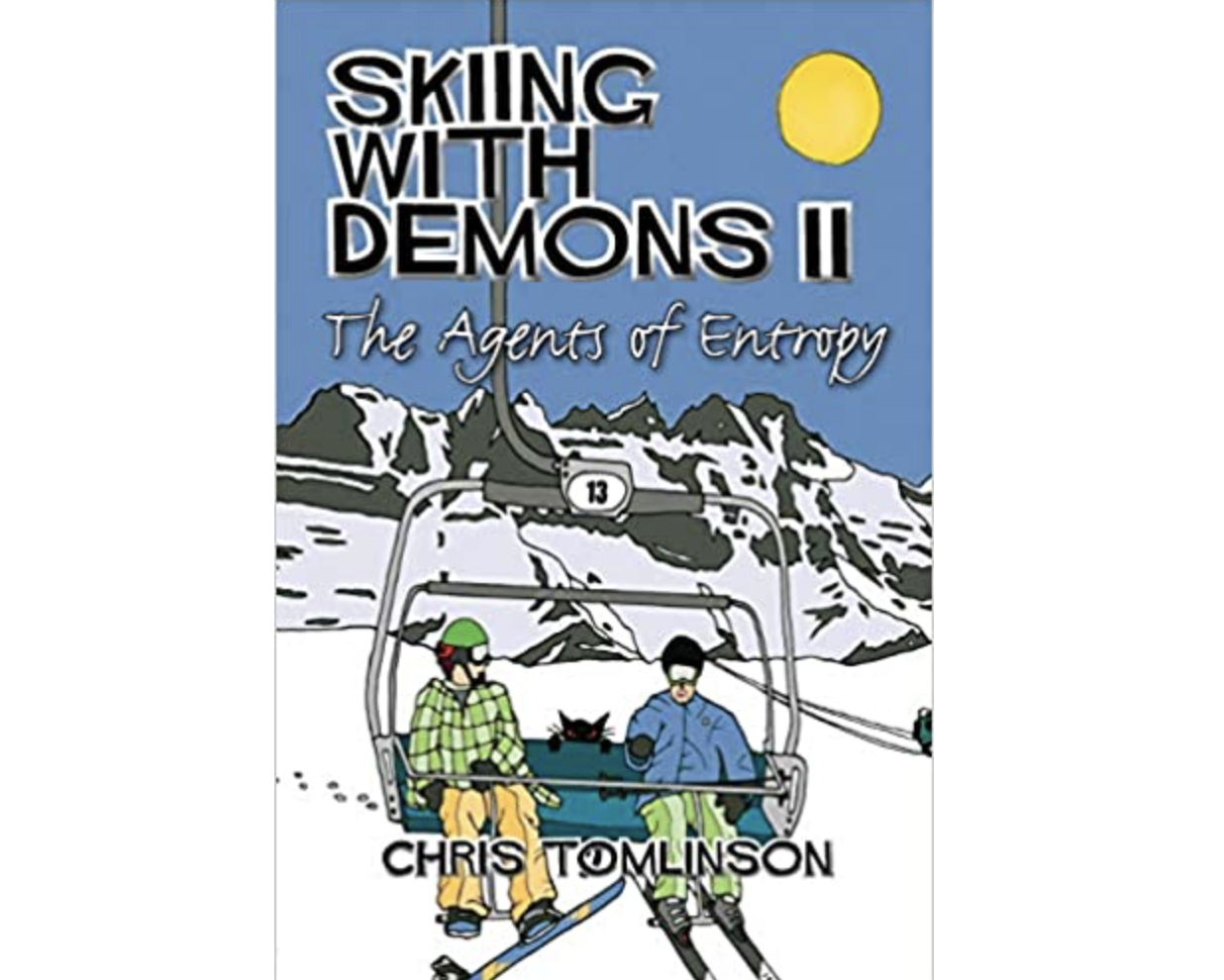 Tomlinson - Skiing With Demons 2