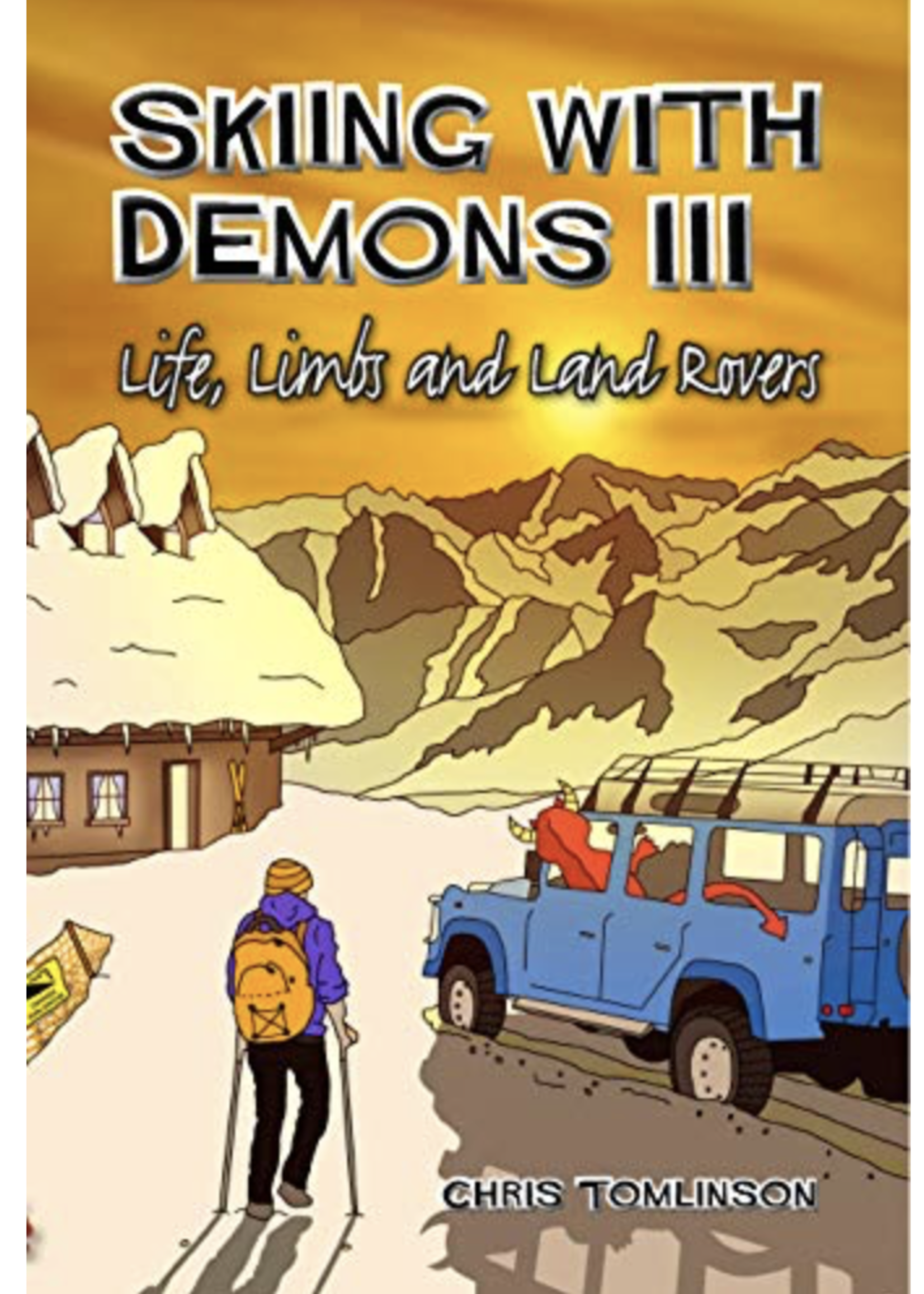 Tomlinson Tomlinson - Skiing With Demons 3