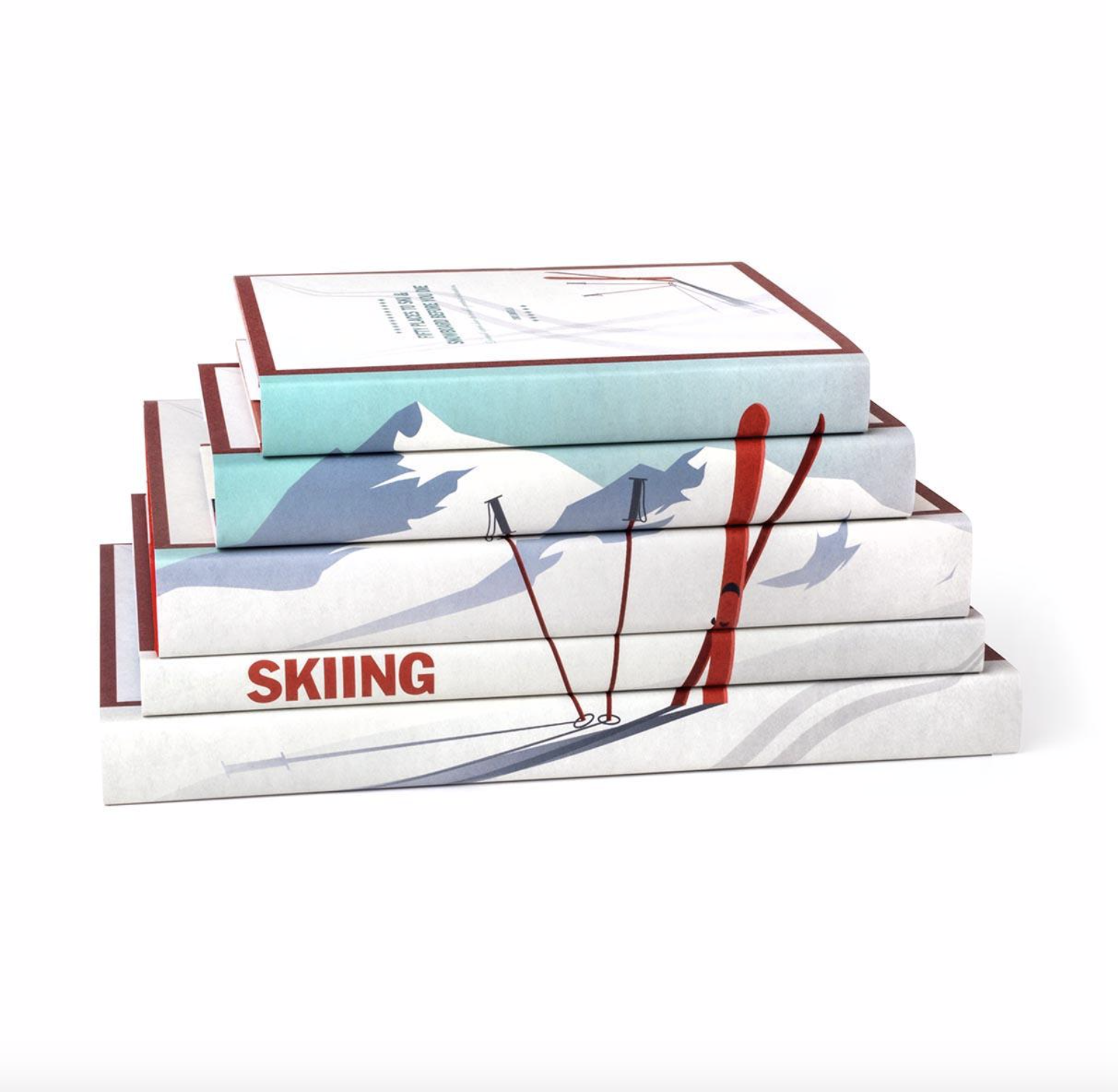 Juniper Skiing Book Set