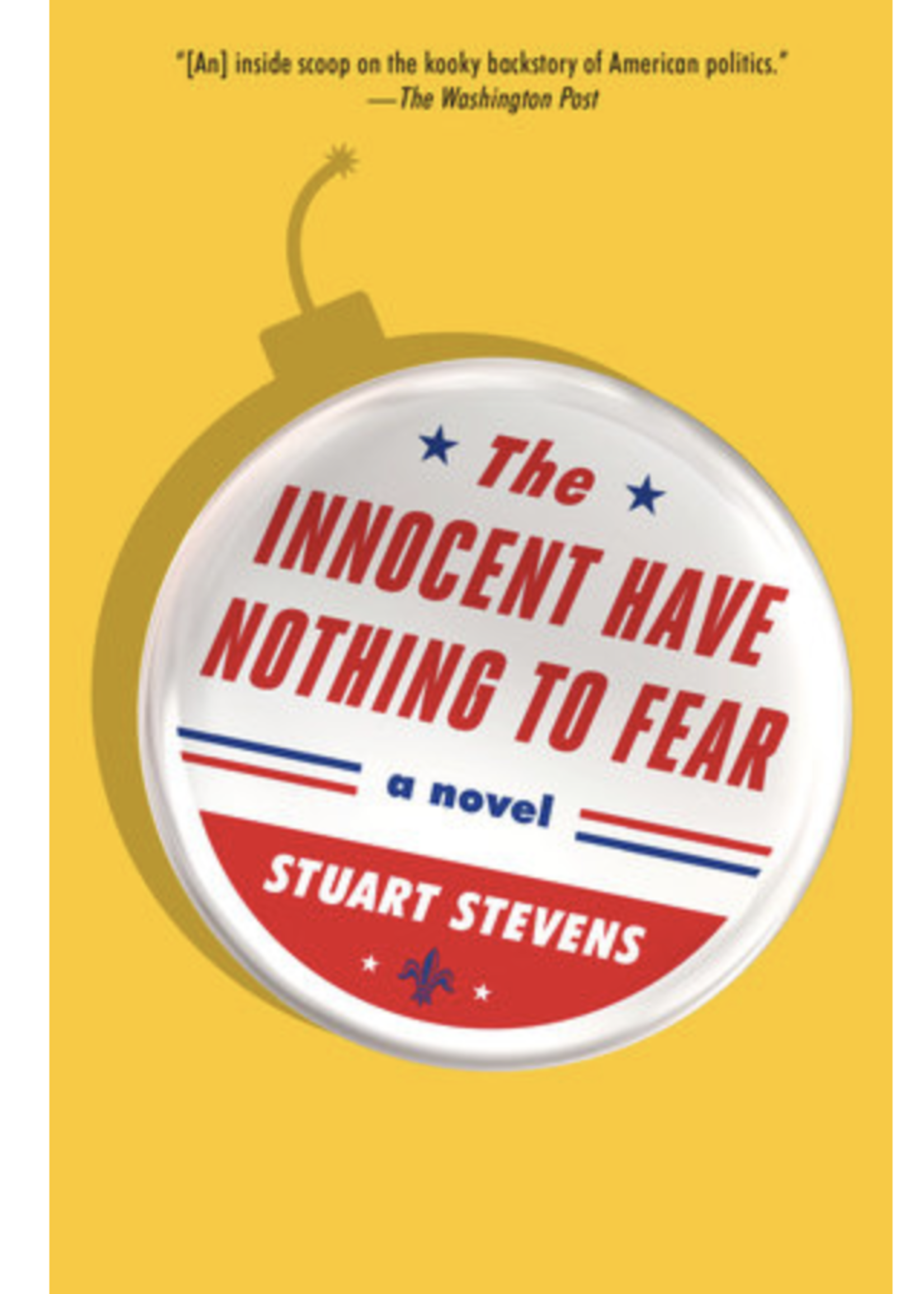 Penguin Random House Stevens: The Innocent Have Nothing to Fear
