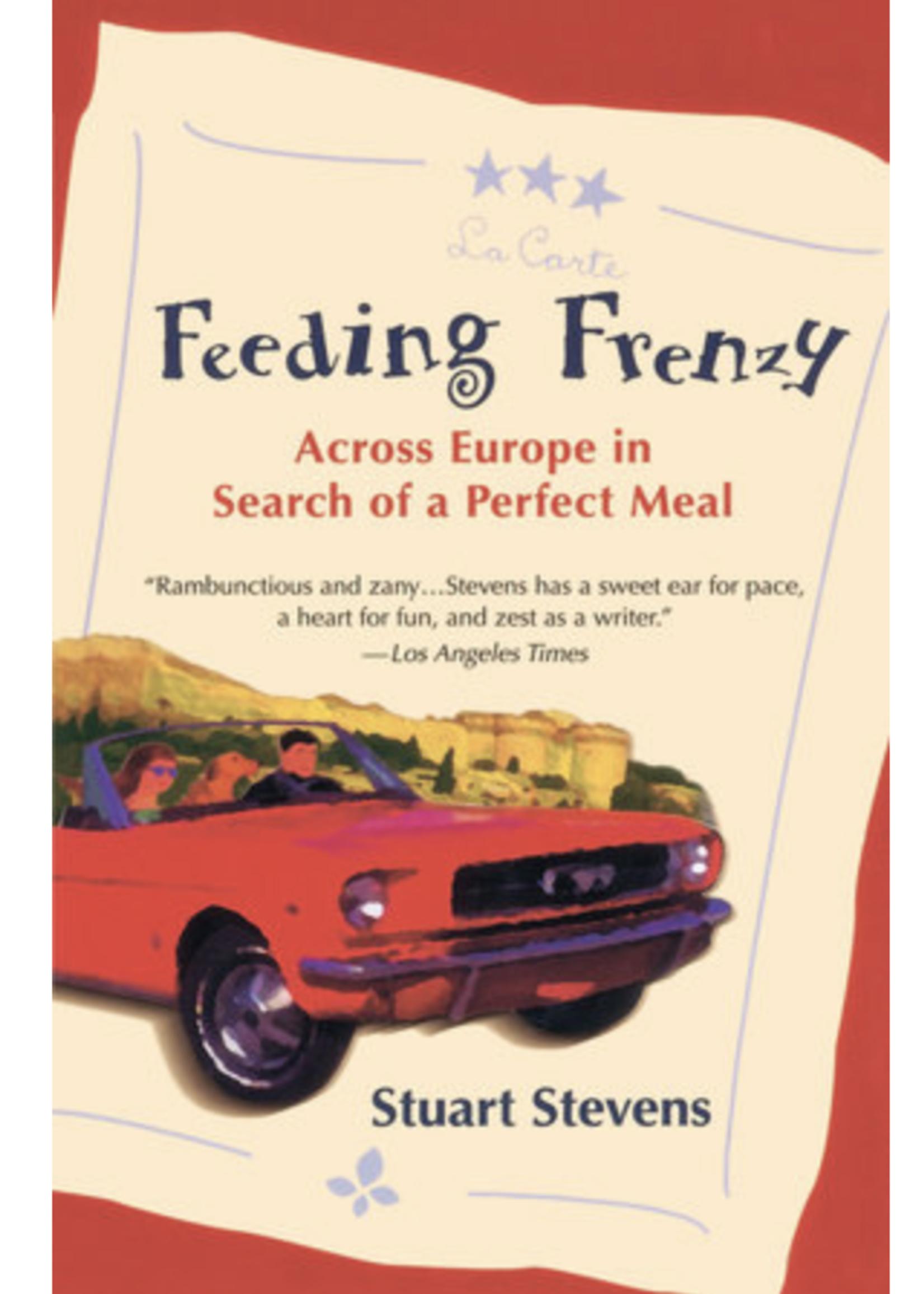 Penguin Random House Stevens: Feeding Frenzy
