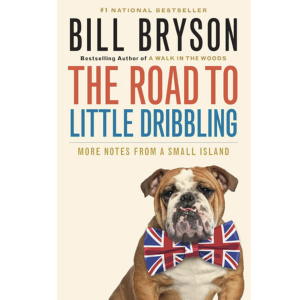 Penguin Random House Bryson: The Road to Little Dribbling
