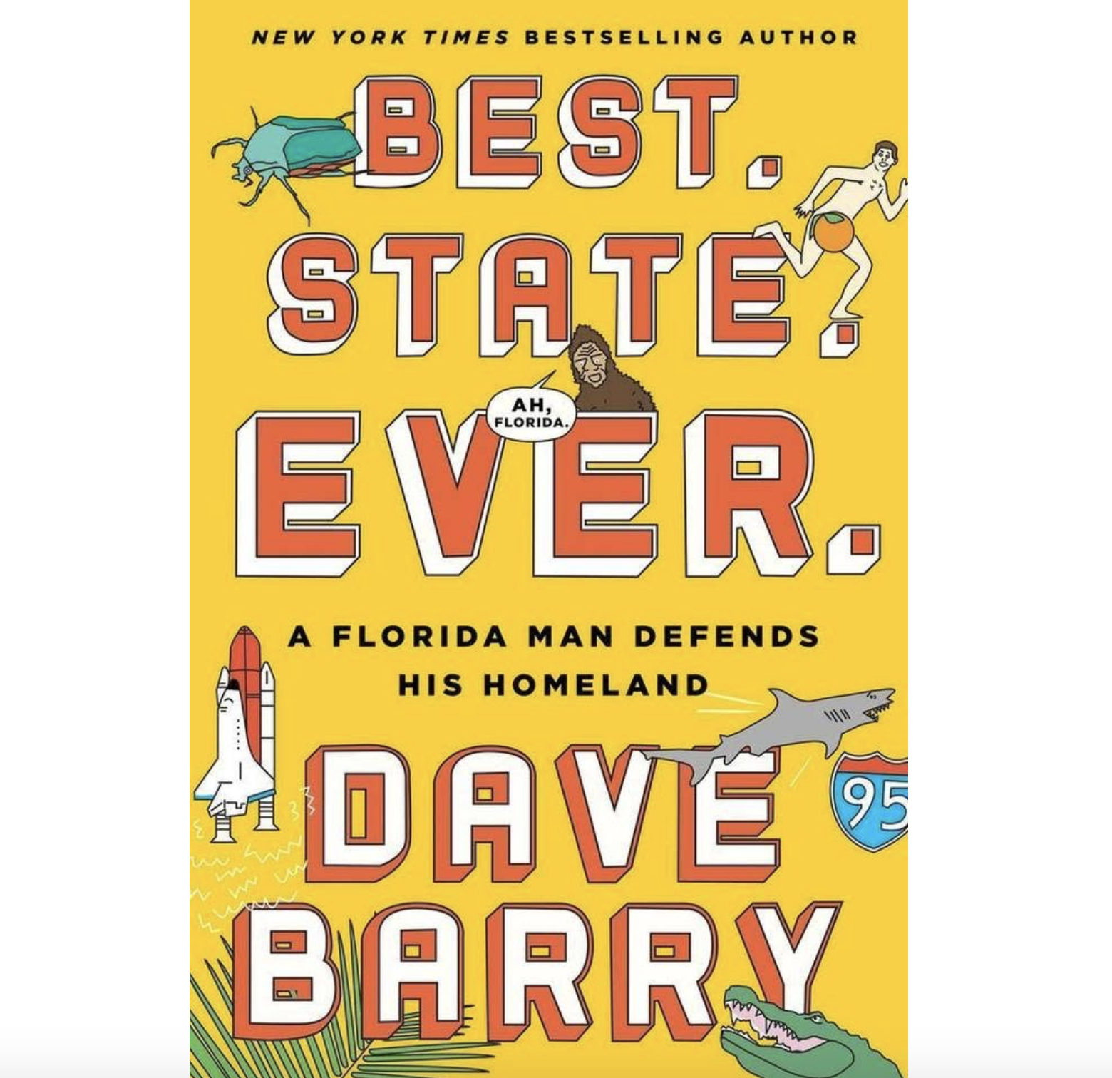Barry: Best State Ever