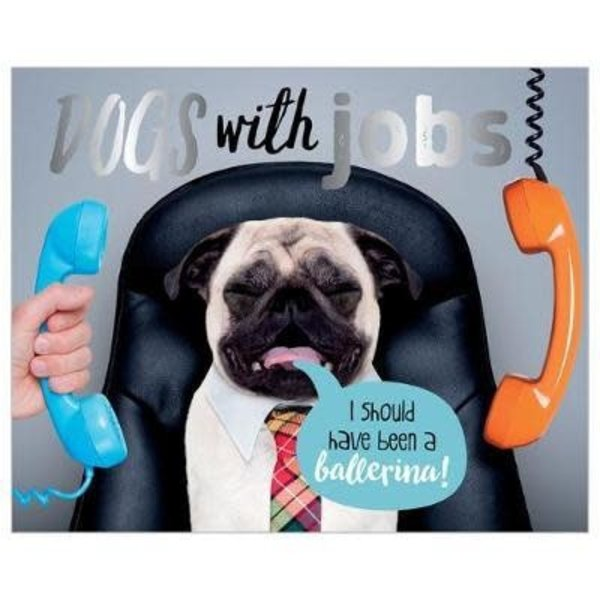 Big Mouth Dogs With Jobs