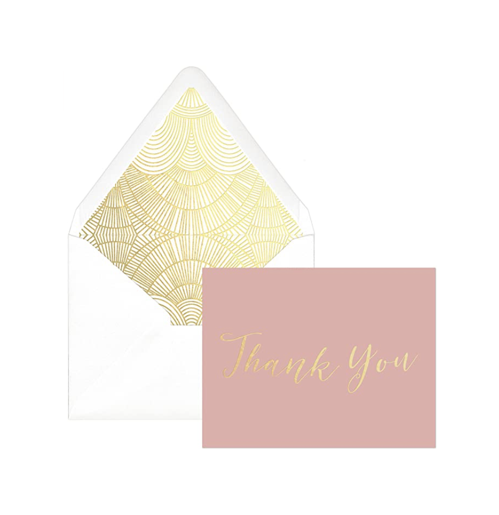 "Designworks: ""Thank You"" Ruffles"