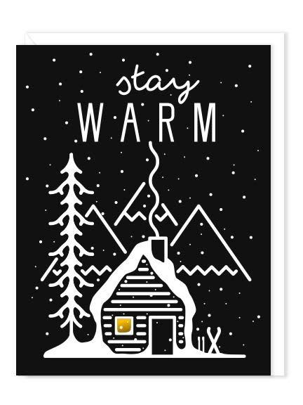 Wilder Stay Warm - Black