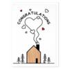 Wilder Congratulations Heart Smoke