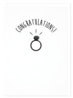 Wilder Wilder Congratulations Ring