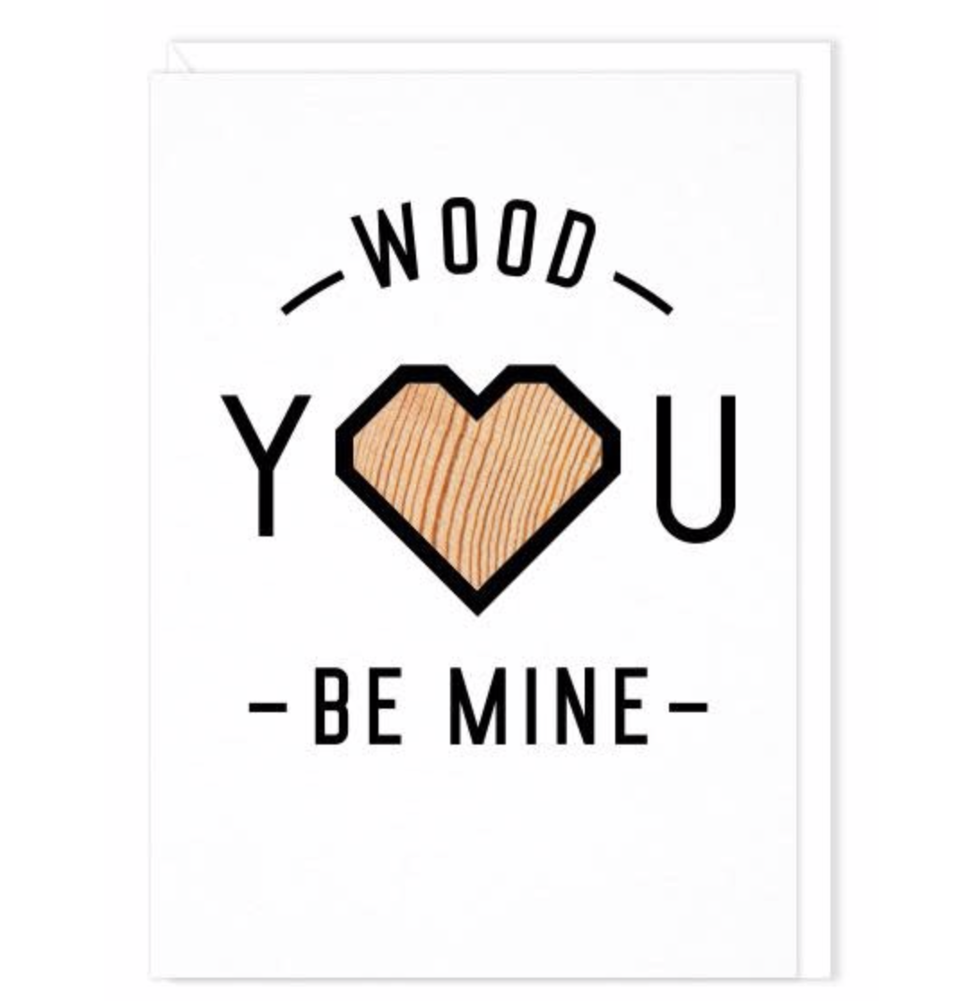 Wilder Wood You Be Mine