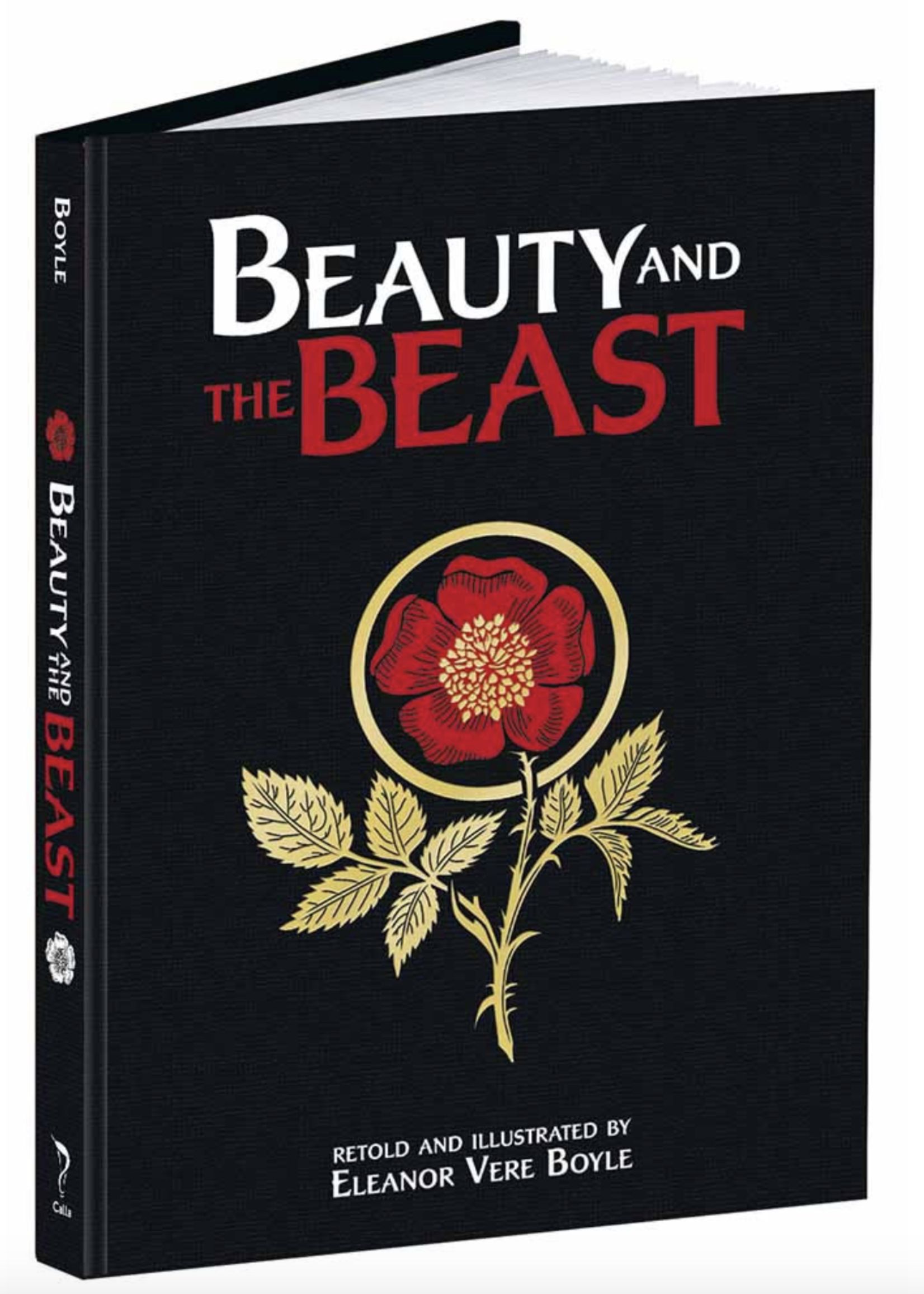 Dover Publications Boyle: Beauty and Beast