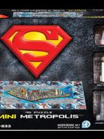 Cityscapes Puzzles 4D Cityscape Puzzles - Mini Metropolis - Superman