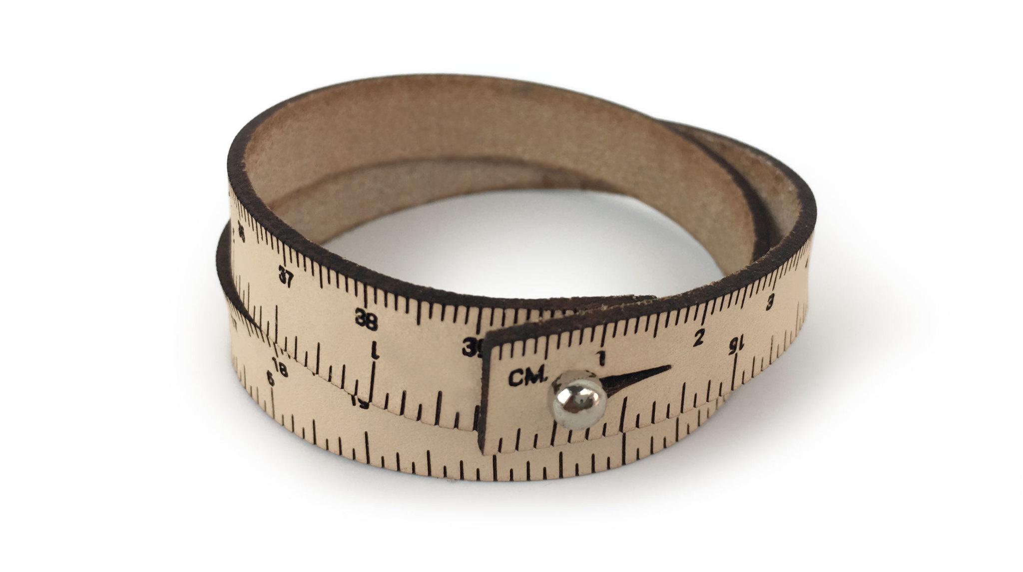 I Love Handles Wrist Ruler M15