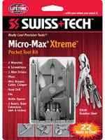 SwissTech Swiss Tech Micro-Max Xtreme 22-in-1 Thin Gift Tin