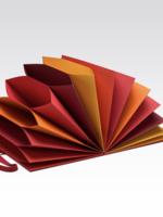 Fabriano Fabriano Multicolored Folder - Red