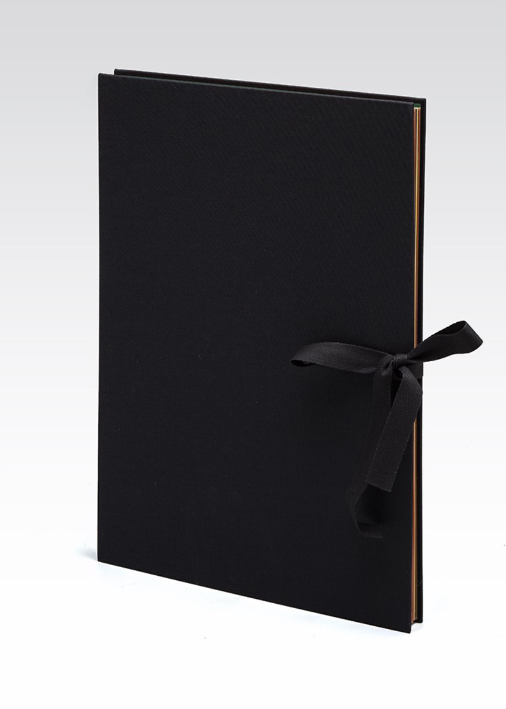 Fabriano Fabriano Multicolored Folder - Black