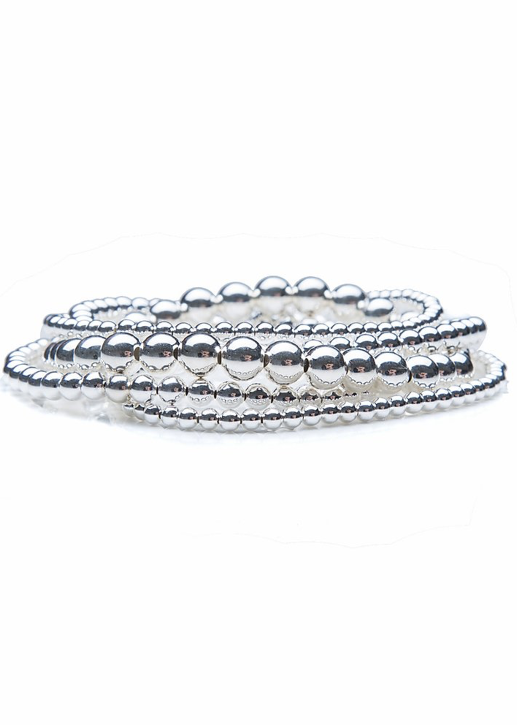 Annabelle's Collection Annabelle's Collection Mixed Silver Stack