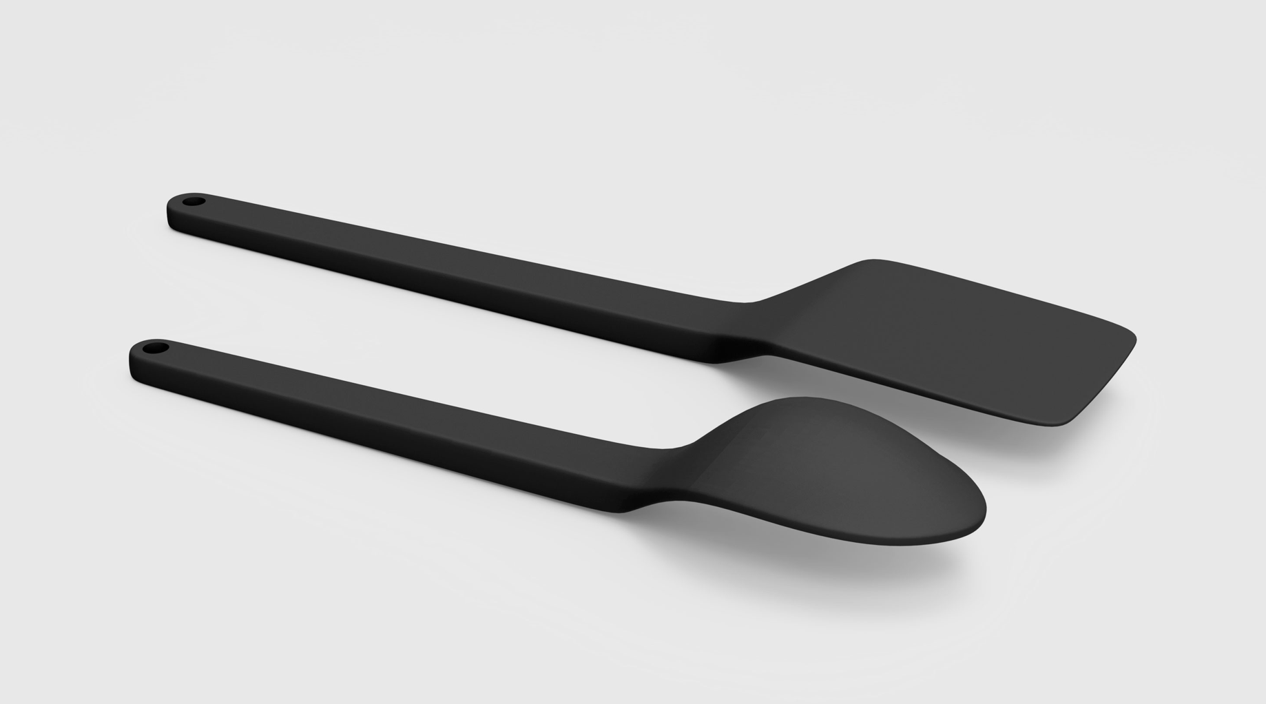 I Love Handles Cantilever Cooking Spoon