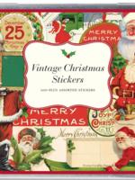 Cavallini Cavallini Vintage Christmas Stickers