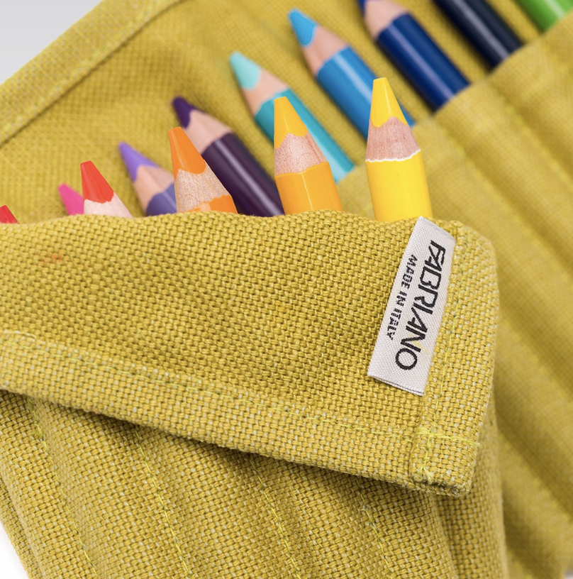 Fabriano Cartucciera Pencil Case