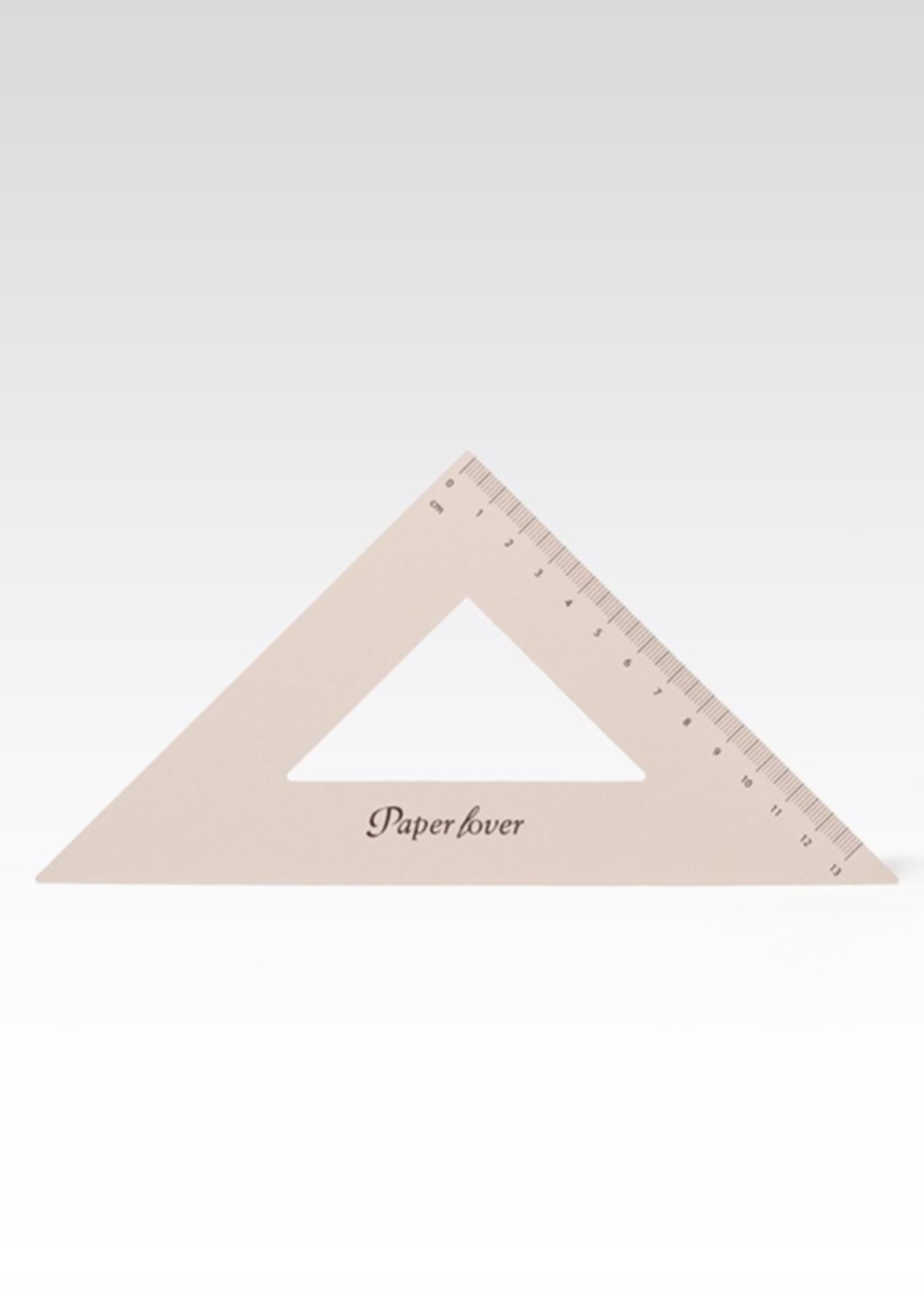 Fabriano Fabriano Squadretta 45 Triangle Ruler