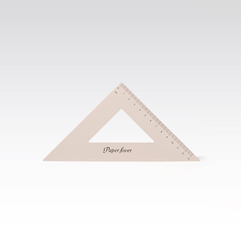 Fabriano Squadretta 45 Triangle Ruler