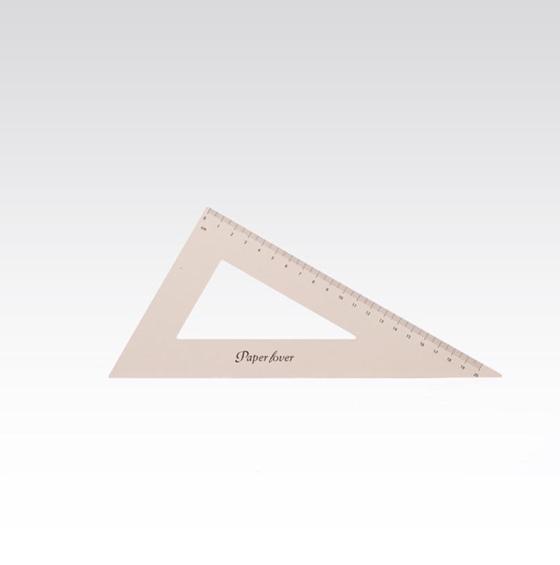 Fabriano Squadretta 30 Triangle Ruler