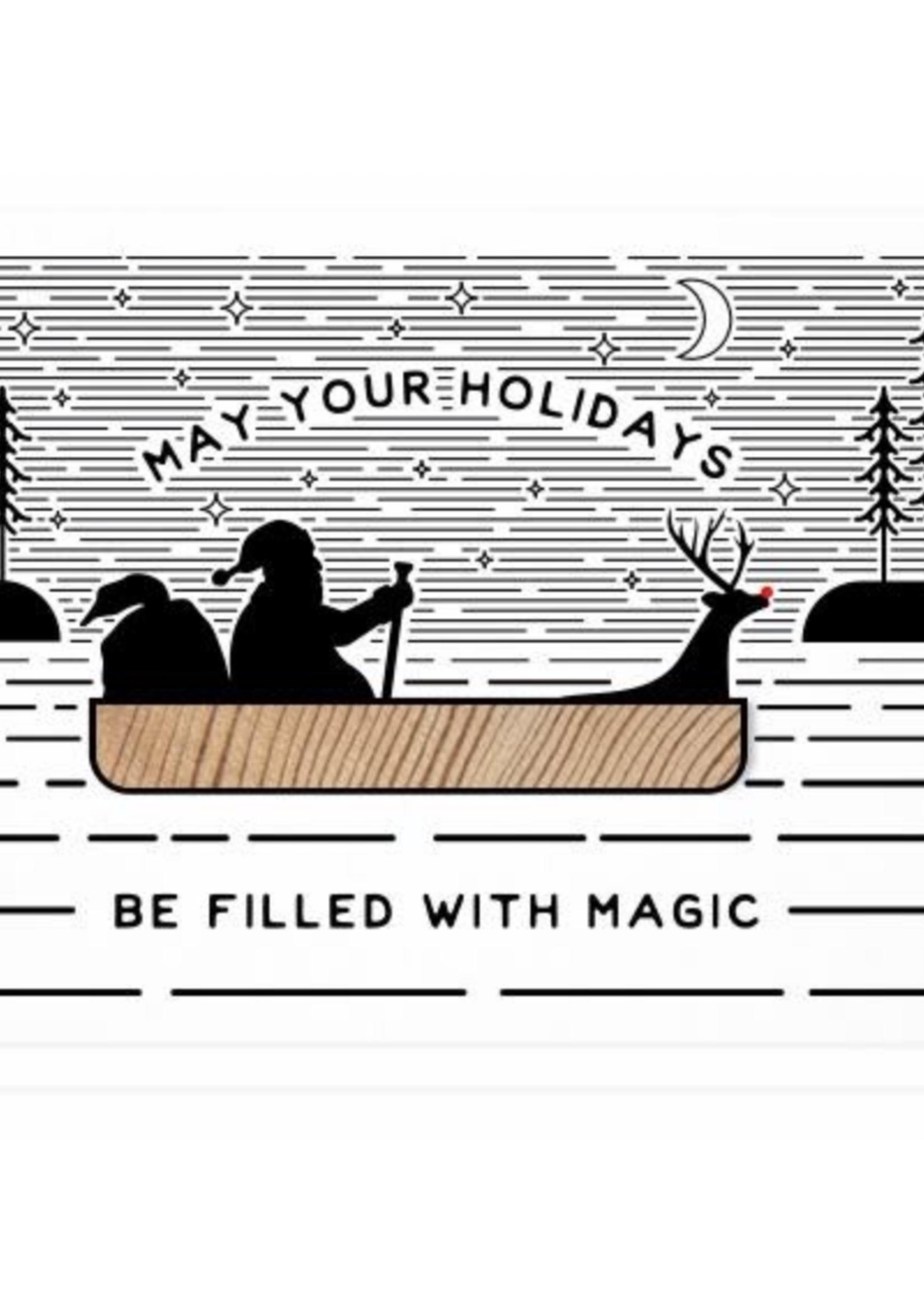 Wilder Wilder Holiday Magic