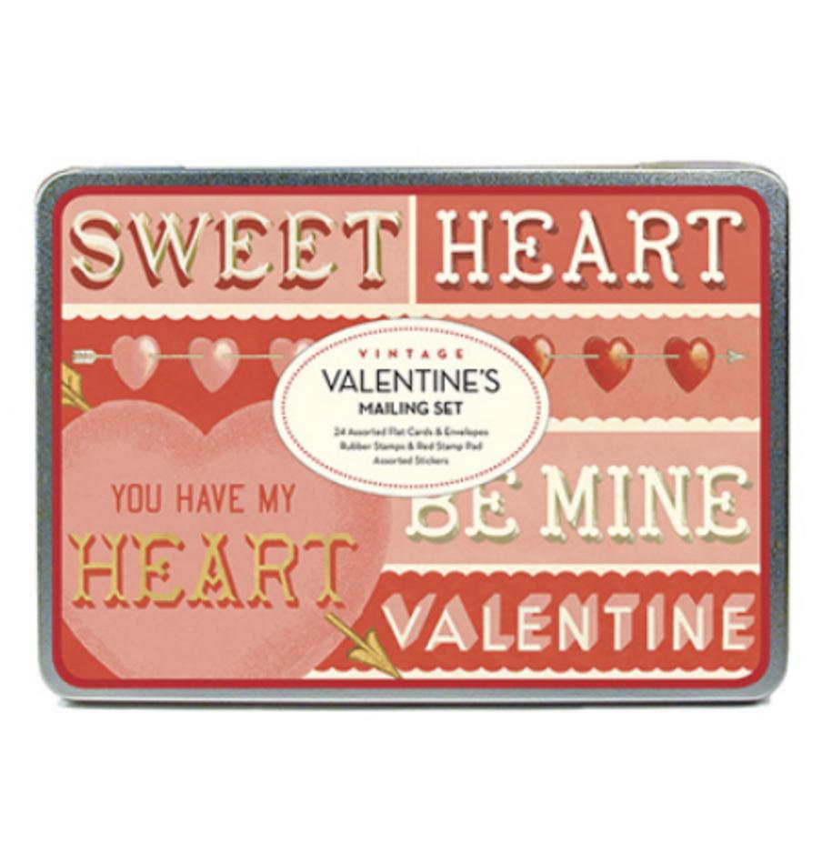Cavallini Valentine 2 Mailing Set