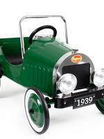 Baghera Baghera Classic Pedal Car Green