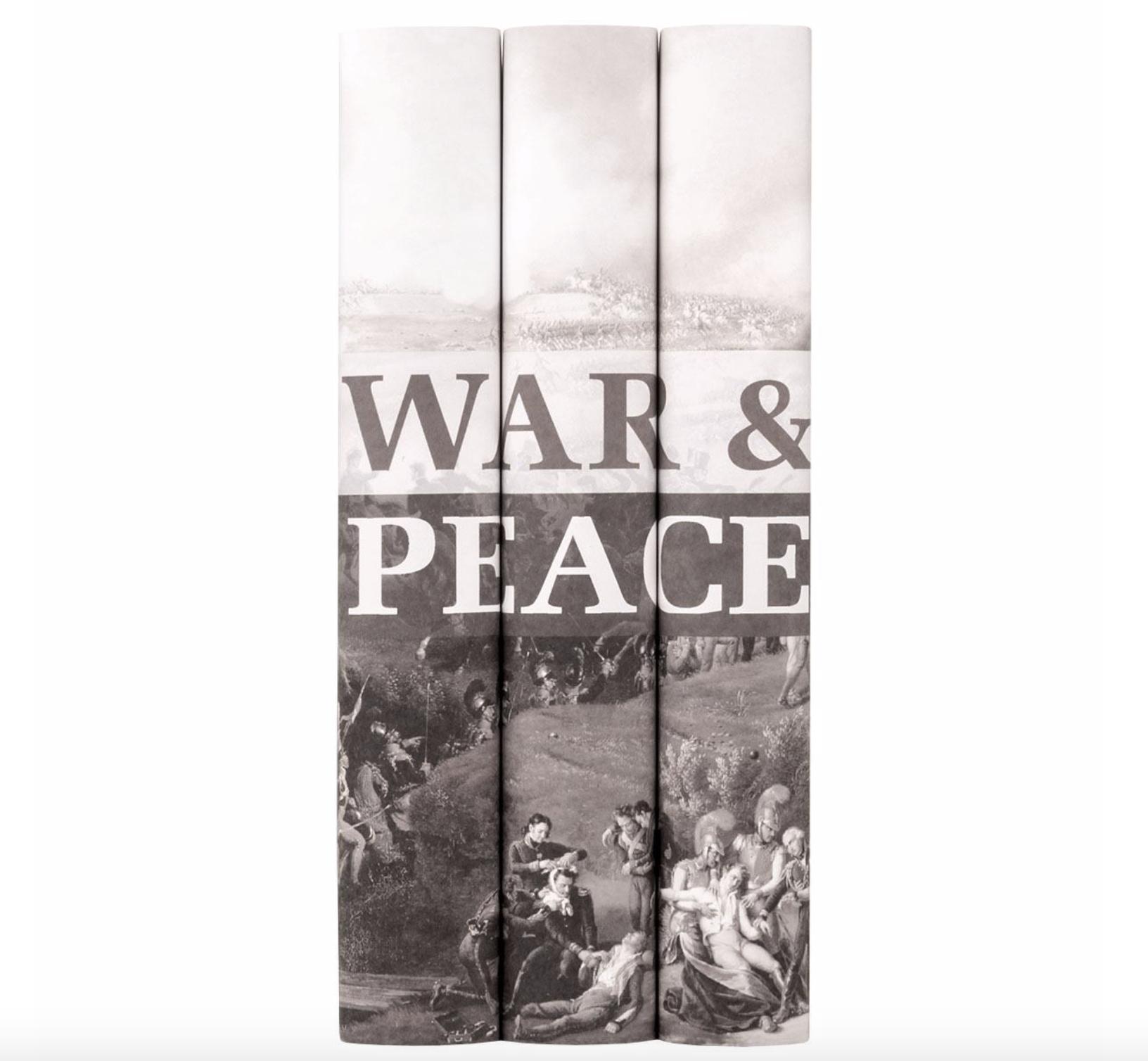 Juniper Tolstoy's War and Peace