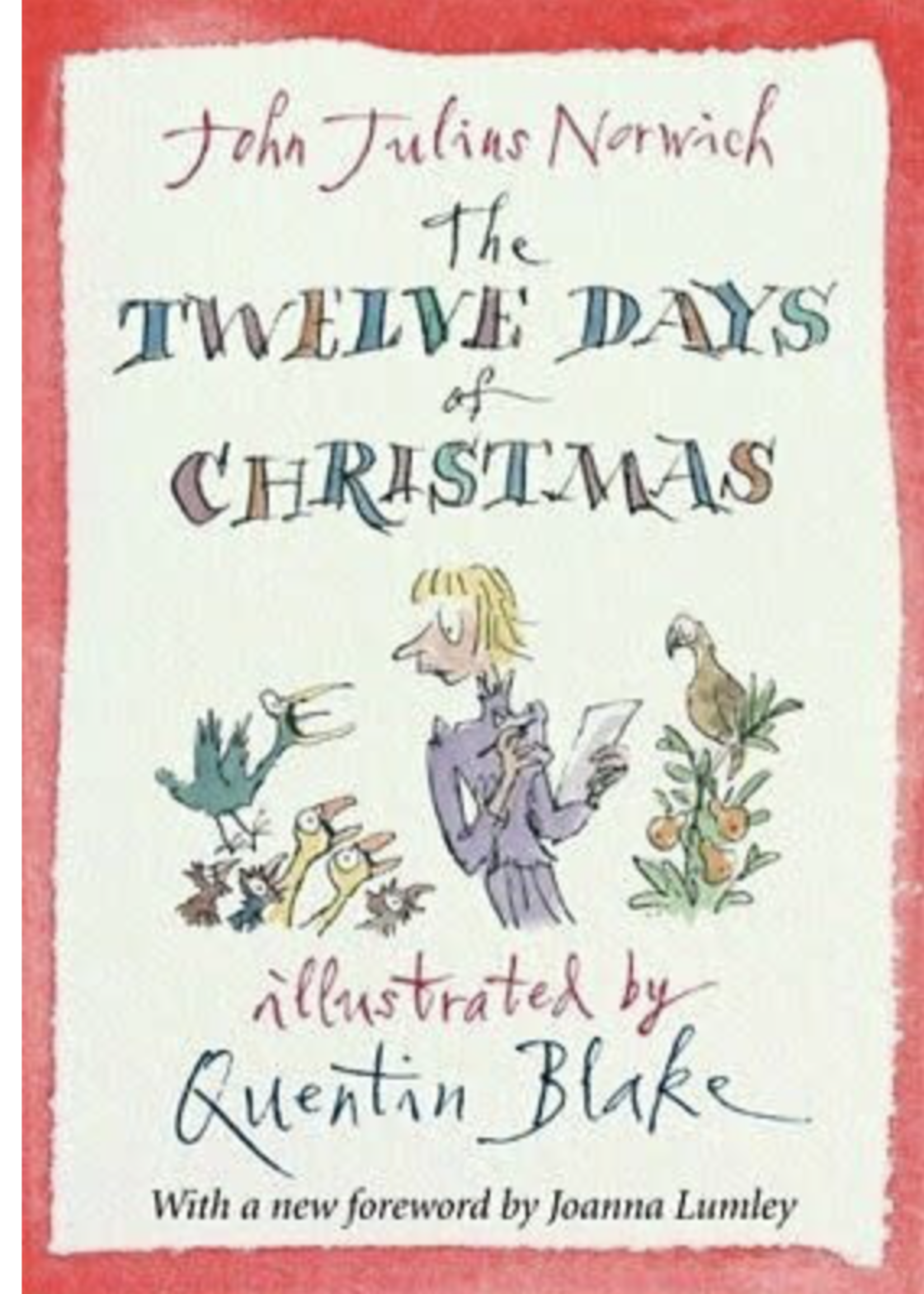 Independent Publishers Group Norwich: The Twelve Days of Christmas