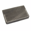 Rustico Voyager Wallet Charcoal