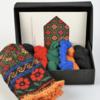 "Hobbywool Mittens Knitting Kit ""Kurzeme"" No.3"